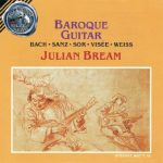 julian bream baroque guitar