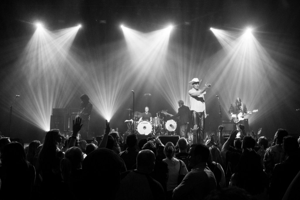 tragically hip band live