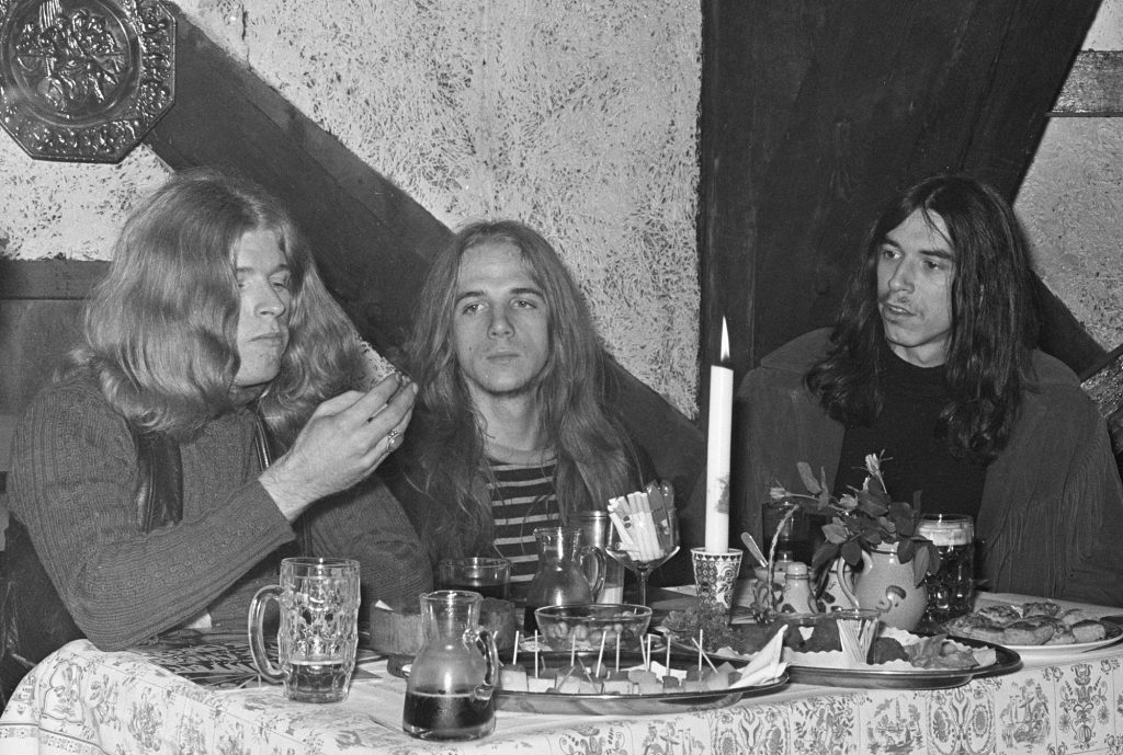 Le rock chaotique, délirant et approximatif de BLUE CHEER