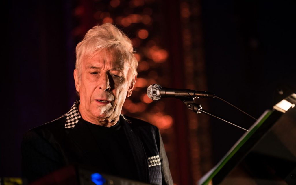 JOHN CALE – Sharp!