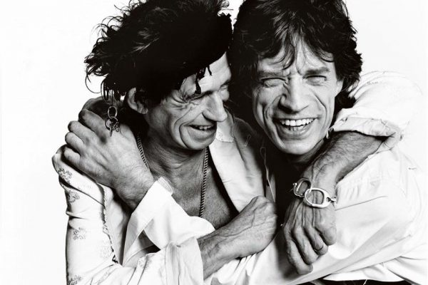 richards and jagger