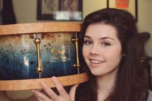 elise trouw drum snare