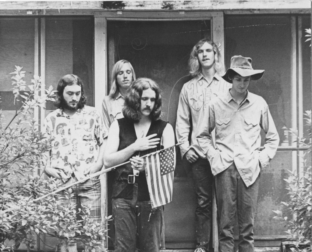 mudcrutch tom petty 70s