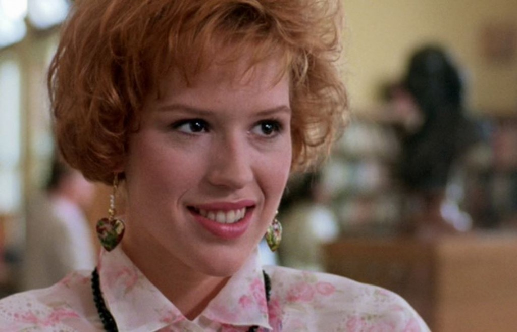 rousse molly ringwald