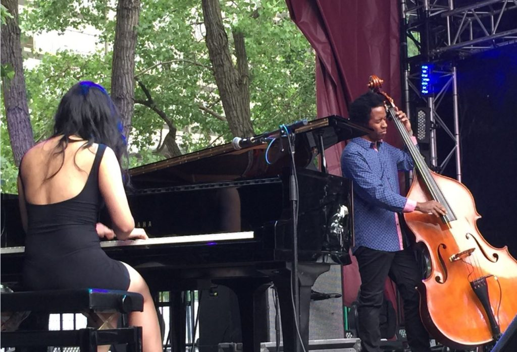 connie han live jazzfest