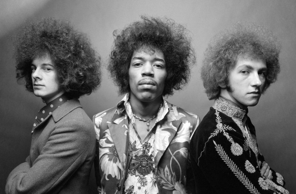 Les 50 ans du Are You Experienced de THE JIMI HENDRIX EXPERIENCE