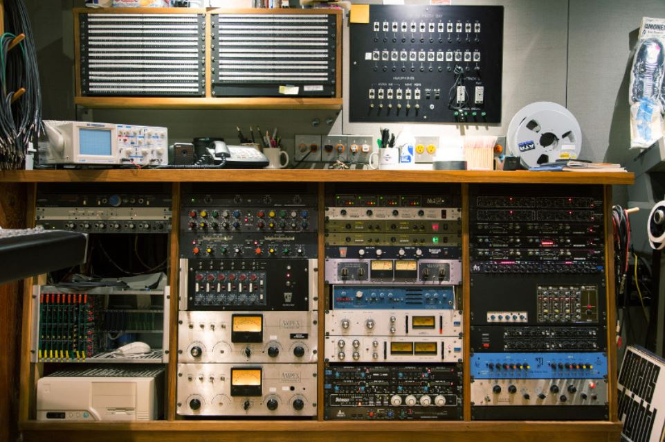 electrical audio steve albini studio a machines