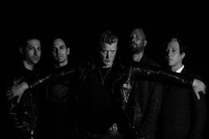 queens of the stone age band 2017