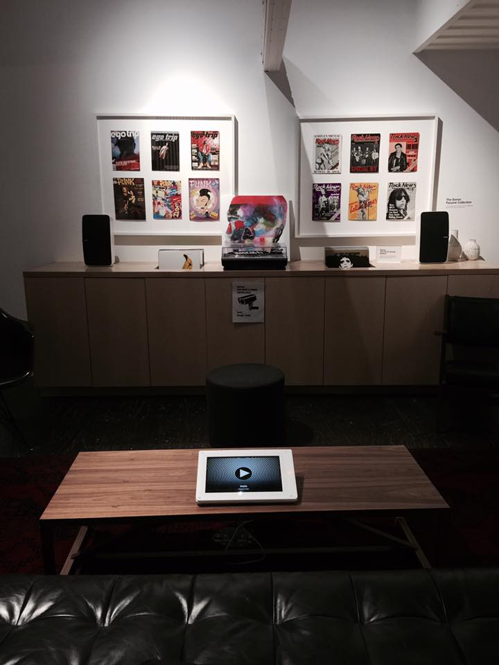 rough trade sonos room