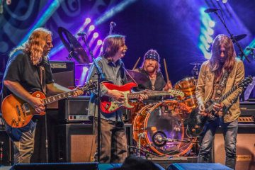 GOV'T MULE: La résurrection du blues rock des 70s