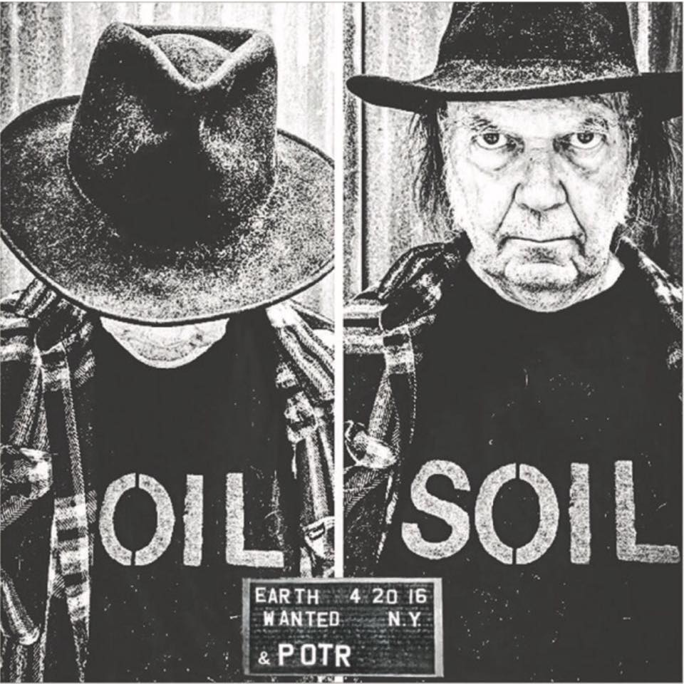 neil young soil oil 2016