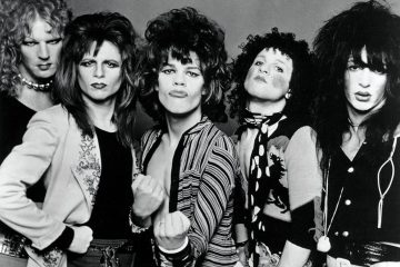 La menace des NEW YORK DOLLS