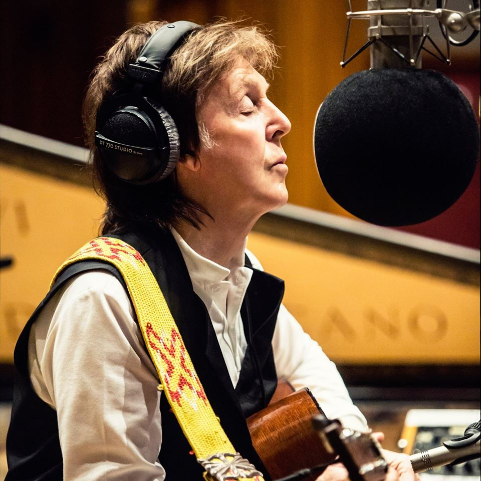 paul mccartney june 2018