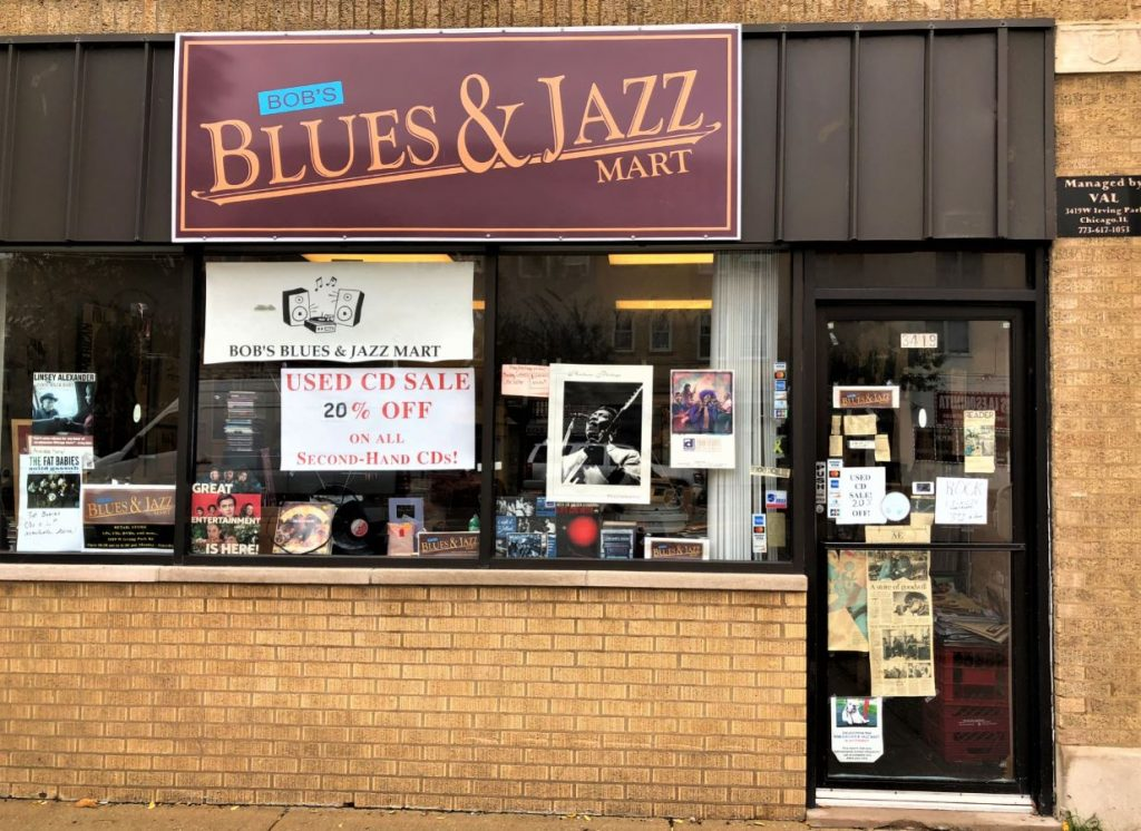 bob blues and jazz mart
