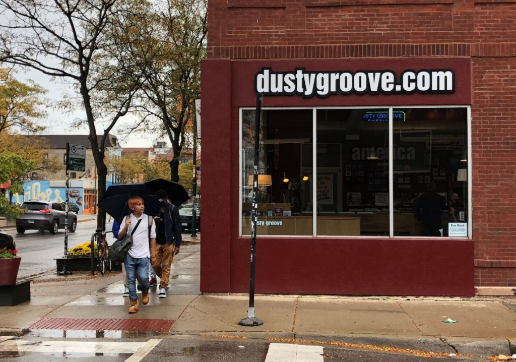 dusty groove chicago