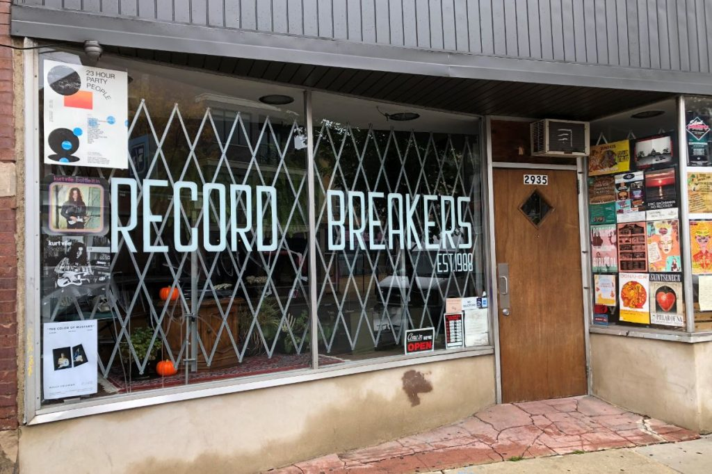 record breakers chicago