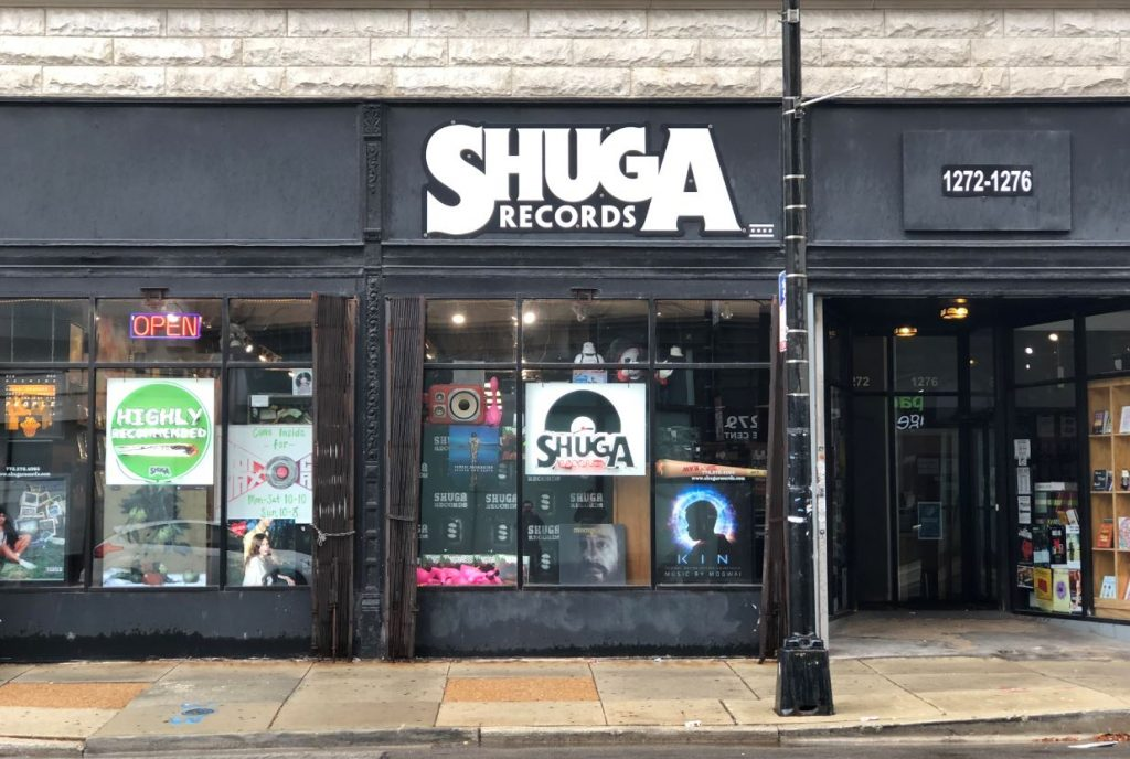 shuga records chicago